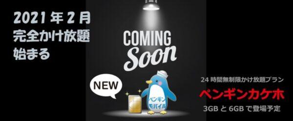 新商品リリース予告!「ペンギンカケホ」2月に登場!